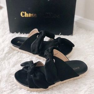 ✨ New CHASE + CHLOE Angelica Espadrille Sandals